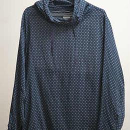 【SALE】 dip  ドットプルオーバーシャツ