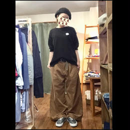 【GOHEMP】WORLD WIDE PANTS/H/C CORDUROY