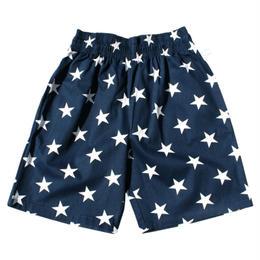 【Cookman】Chef Shorts「STAR」(NAVY)