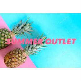 夏物アウトレット袋