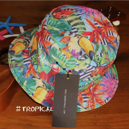 ARAINA GOLF リゾート バケットハット(8カラー