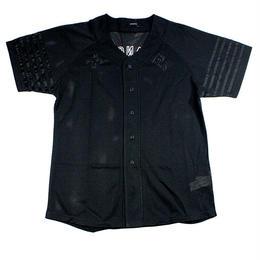 """【残り僅か】STAMPD """"NEW ANGELES"""" mesh BaseBall shirt"""