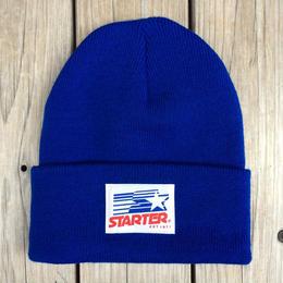 【残り僅か】STARTER star flag beanie(Blue)