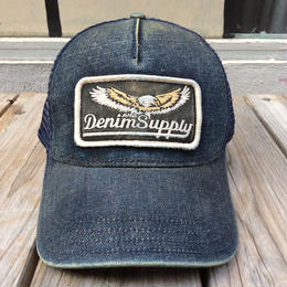 【ラス1】DENIM&SUPPLY denim mesh cap (denim)