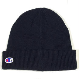 【ラス1】Champion logo beanie(Black)