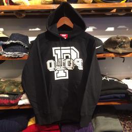 """【残り僅か】DISCO """"BIG P"""" hoodie(12oz./black)"""