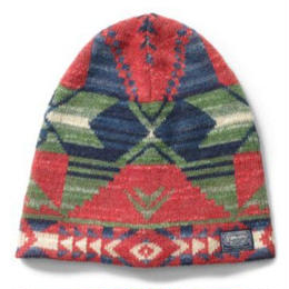 【残り僅か】DENIM&SUPPLY  native beanie(Orange)