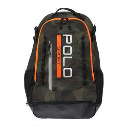 【残り僅か】POLO SPORT nylon sports backpack (Camo)