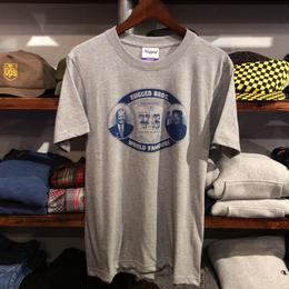 【残り僅か】RUGGED ''RUGGED BROS'' tee (Gray)