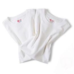 RED KAP pack tee (White/2枚入)