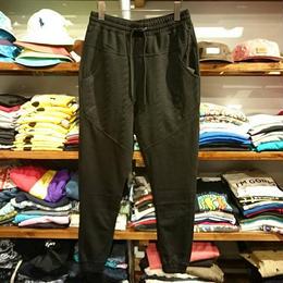 """【ラス1】PUBLISH BRAND """"DILLON FLEECE"""" JOGGER PANTS (Black)"""