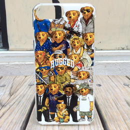 "RUGGED ""MULTI BEAR"" iPhone case (iPhoen6/7)②"