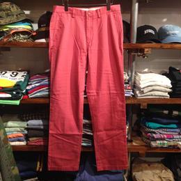 """【ラス1】POLO RALPH LAUREN """"classic fit""""pants(Salmon Pink)"""