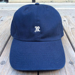 "RUGGED ""OLD R"" adjuster cap (Navy)"