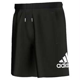 【残りわずか】adidas  LOGO nylon pants(Black)