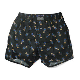 【残り僅か】POLO RALPH LAUREN bear trunks (Black)