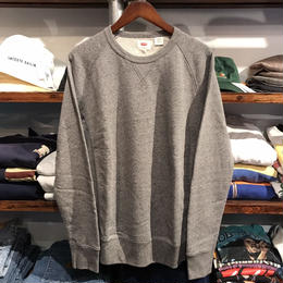 【残り僅か】Levi's Raglan sleeve sweat (Gray)