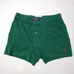 【ラス1】POLO RALPH LAUREN  one point pony knit trunks
