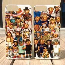 "RUGGED ""MULTI BEAR"" iPhone case (6Plus/7Plus)"