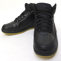【ラス1】 NIKE AIR PYTHON PRM (black/light-brown)
