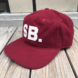 """【残り僅か】NIKE SB """"SB."""" adjuster cap (Red)"""