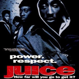 映画『JUICE』unofficial DVD(日本語字幕付)