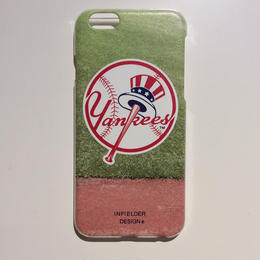 "MLB×INFIELDER DESIGN ""Yankees"" iPhone 6/6s case"