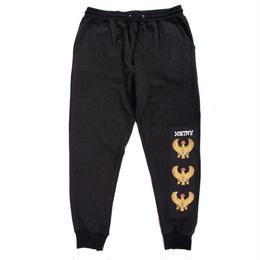 【残り僅か】HSTRY by Nas Eagle Sweat Pants(Black)
