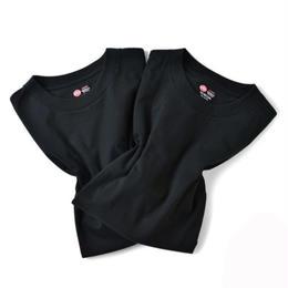 RED KAP pack tee (Black/2枚入)