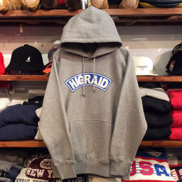 【ラス1】visualreports ''HIGRAID'' heavy weight hoody (Gray)