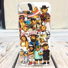 """【ラス1】RUGGED """"MULTI BEAR"""" iPhone case (6Plus/7Plus)"""