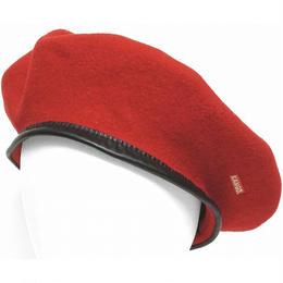 【残り僅か】KANGOL Wool Monty(Red)