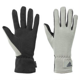 adidas climaheat gloves (Gray)