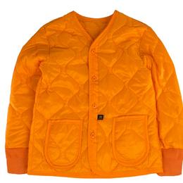 【残り僅か】ALPHA INDUSTRIES M-65 DEFENDER LINER (Orange)