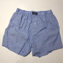 【ラス1】POLO RALPH LAUREN  stripe woven boxer pants