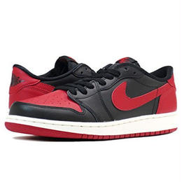 【ラス1】NIKE AIR JORDAN 1 RETRO LOW OG (BLACK/VARSITY RED-SAIL )