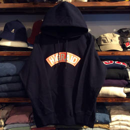 visualreports ''HIGRAID'' heavy weight hoody (Navy)