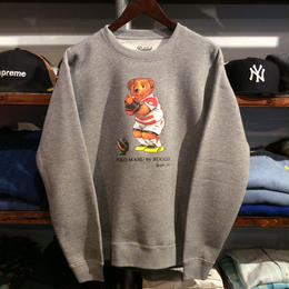 RUGGED ''POLO MARU'' sweat(Gray)