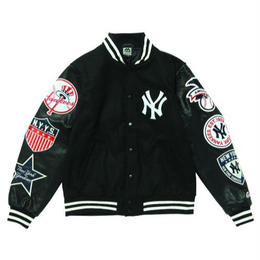 Majestic WAPPEN STADIUM JACKET (Black)
