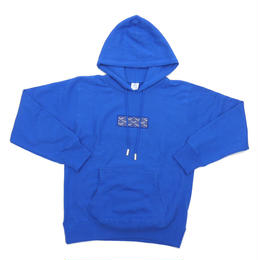 AnotA ''GOX'' sweat hoody (Royal Blue×Blue×Gold)
