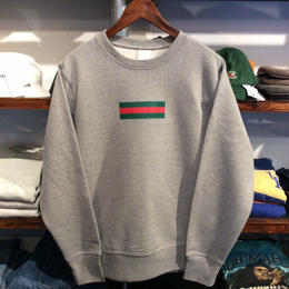 "GUALA ""GEL BOX"" sweat (Gray)"