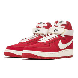 "【残り僅か】NIKE ""AIR FORCE 1 HIGH RETRO (GYM RED/SAOL-BLACK)"