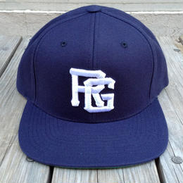 RUGGED ''TOKYO JOINTS'' snap back (Navy)