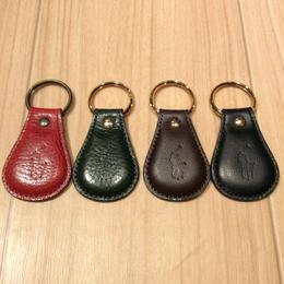 POLO RALPH LAUREN leather keyring