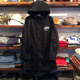 "RUGGED ""JAH"" mods coat(Black)"