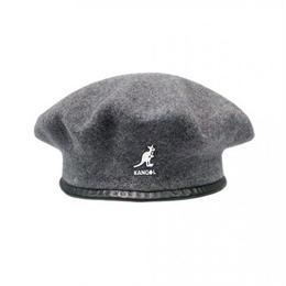 【残り僅か】KANGOL Wool Monty BERET(Gray)