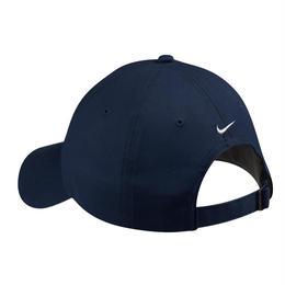 """【ラス1】NIKE """"SWOOSH"""" back twill adjuster cap(Navy)"""