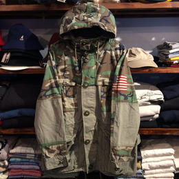 【ラス1】DENIM & SUPPLY cotton camo jacket