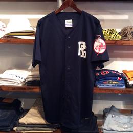 RUGGED ''TOKYO JOINTS'' baseball shirt (Navy)