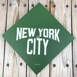 "【ラス1】 SECOND LAB ""NEW YORK CITY"" clock"